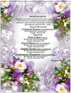 краевой конкурс по хореографии