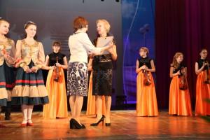 Благодарностью Министерства культуры Краснодарского края награждается преподаватель Железная Л.П.