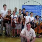 Участники летней творческой школы
