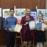Комиссарова Наталья Николаевна с учащимися