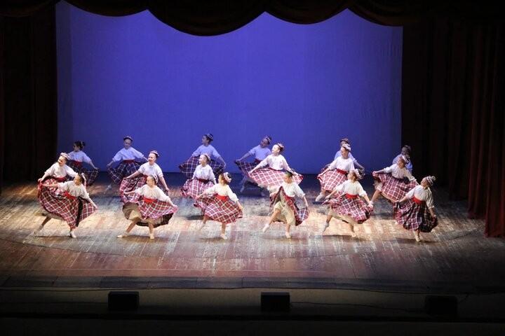 Ансамбль детского танца Веснушки