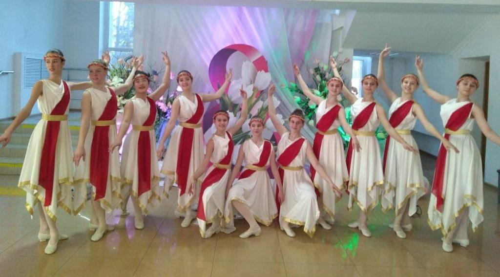 Ансамбль клас. танца Аллегро (ст.гр.) 07.03.19