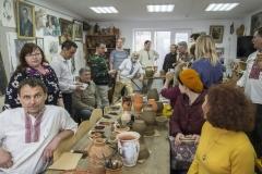 Семинар по гончарному искусству