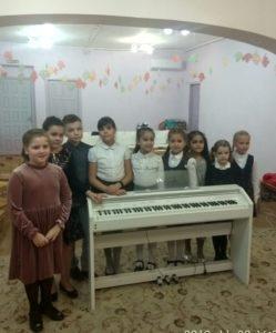 Концерт для малышей
