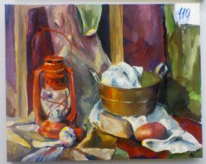 Зональный конкурс по академическому рисунку и живописи