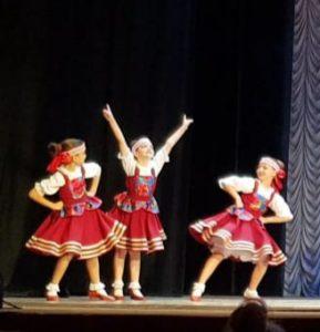 Волшебная магия танца