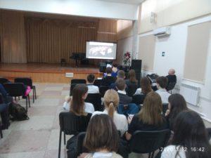 Уроки мужества к 75-летию Великой Победы: «50 лет со времени возрождения Кубанского казачьего хора»