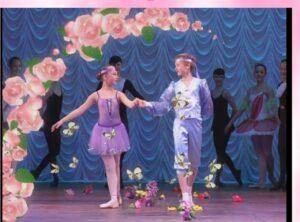 Одноактный балет «Дюймовочка»